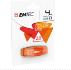 Emtec USB2.0 C410 4GB ORA