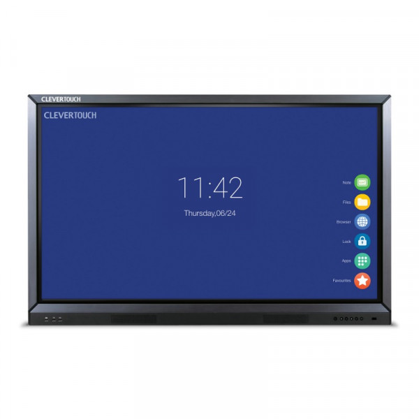 Ecran interactif tactile Android CleverTouch V - 65'' 4K