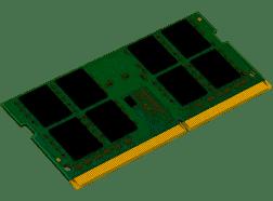 KVR26S19S8/8 Kingston Module de RAM Kingston ValueRAM - 8 Go - DDR4-2666/PC4-21300 DDR4 SDRAM - 2666 MHzCL19 - 1,20 V - Non-ECC - Non bufferisé - 260-pin – SoDIMM