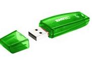 EMTEC C410  Clé USB - 64 Go - USB 3.0 VERTE