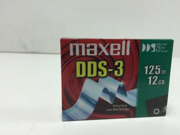 Maxell DDS3 125m/12gb/24gb