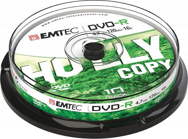 Emtec DVD-R 4.7GB/120mn