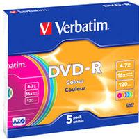 DVD+R Verbatim 2.6GB SP X5