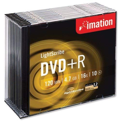 DVD-R Imation 4.7GB/120mn