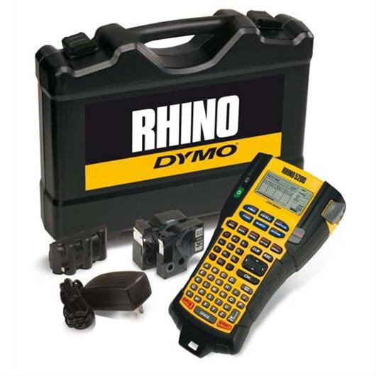 Etiqueteuse Dymo kit Rhino 5200
