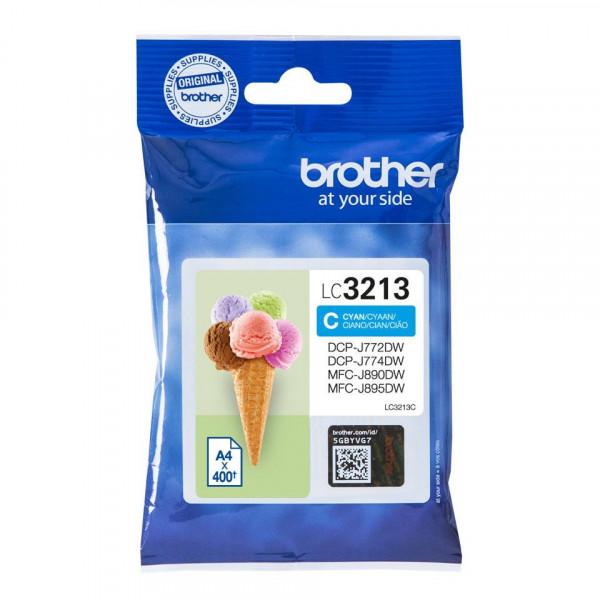 Brother LC3213 noir et couleurs