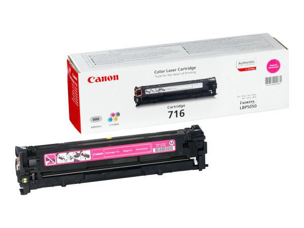 Canon I-Sensys LBP-5050 (716M) Magenta