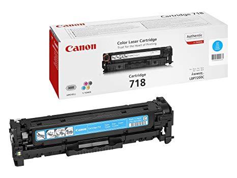 Canon I-Sensys LBP-7200/7210/7660/7680 (718C) Cyan