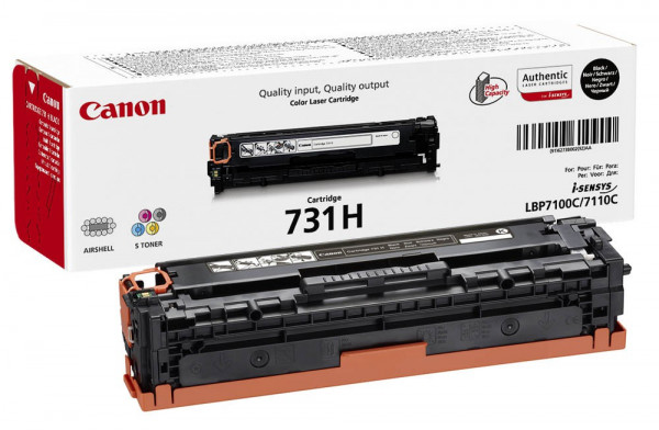 Canon LBP-7100/7110 (731) Black High Yield
