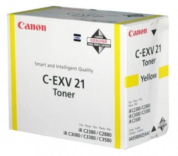 Canon IR C 2880 (C-EXV 21) Yellow
