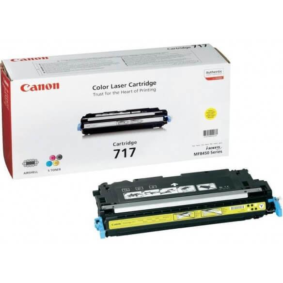 Canon I-Sensys MF-8450/9130/9170 (717Y) Yellow