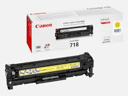 Canon I-Sensys LBP-7200/7210/7660/7680 (718Y) Yellow
