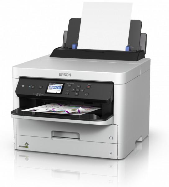 Epson WF-C5290DW couleurs R/V PDL 34ppm
