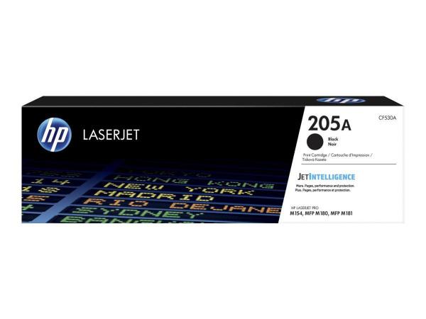HP 205A Toner laser noir et couleurs