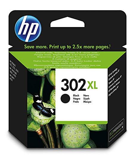 HP302XL Noir