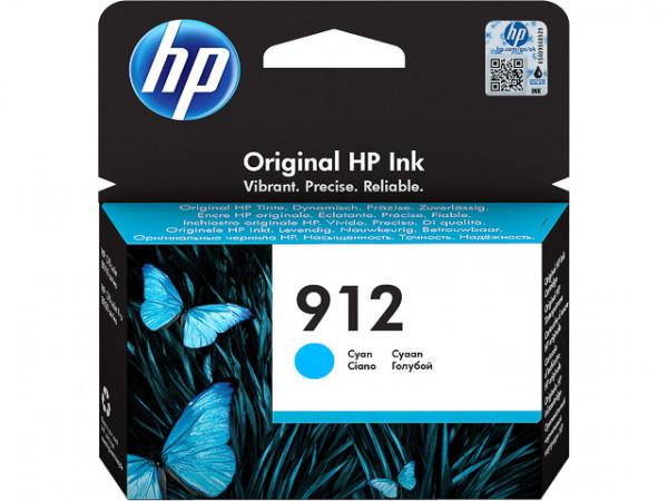 HP912 Cyan