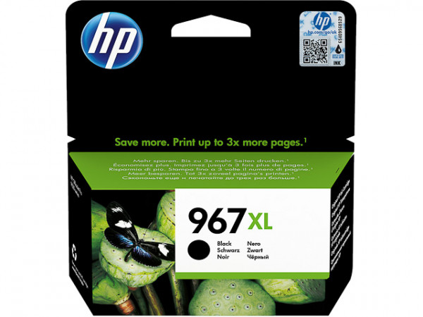 HP967XL Black