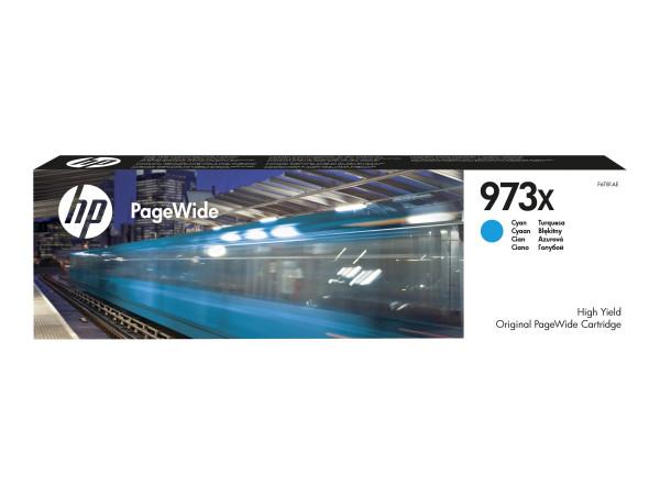 Cartouche HP 973X PageWide Cyan