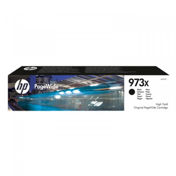 Cartouche HP 973X PageWide Noire