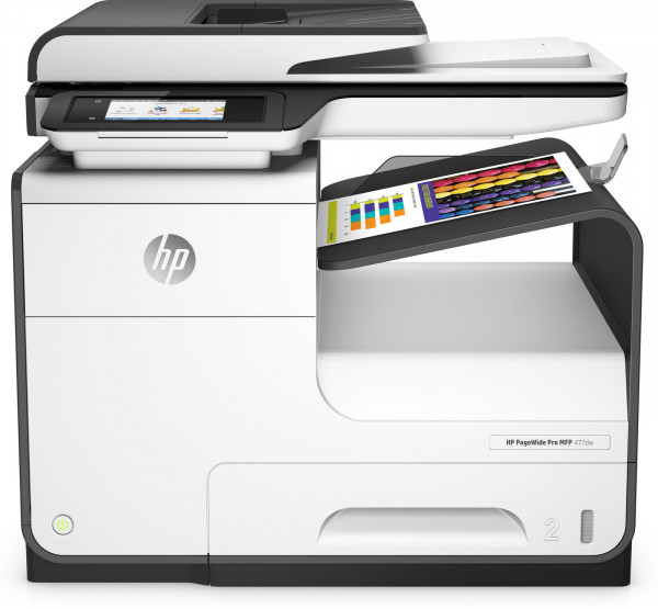 HP 477dw Imprimante PageWide Pro multifonction