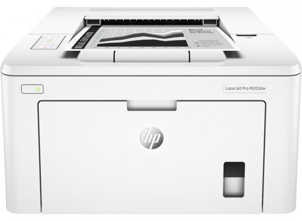 HP M203dw Imprimante LasertJet Pro monochrome