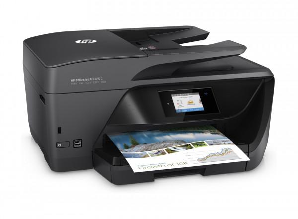 Imprimante tout-en-un HP Pro 6970