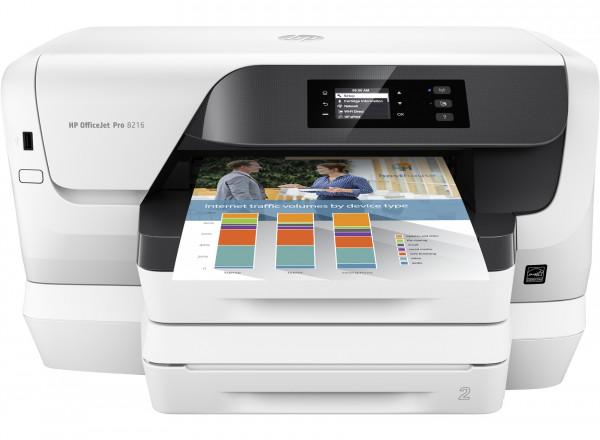 HP 8218 Imprimante OfficeJet Pro couleur