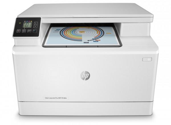 HP MFP M180n Imprimante LaserJet Pro Color