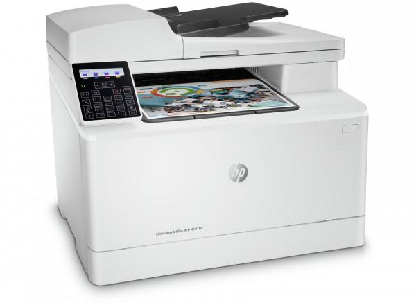 HP MFP M181fw Imprimante LaserJet multifonction