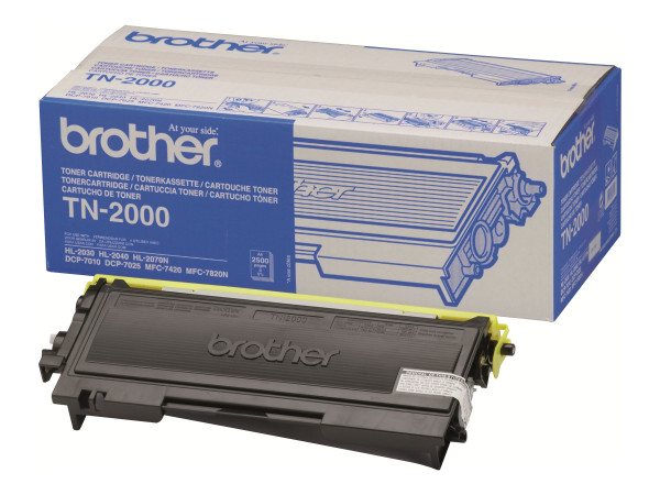 Brother HL-2030/2040/2070N TN-2000